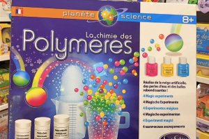 Chimie Des Polymeres