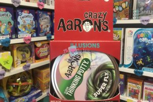 Crazy Aaron's Thinking Putty 10cm - Super Fly