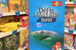 Défis Nature Animaux Marins