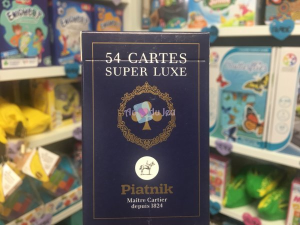 54 Cartes Super Luxe Piatnik