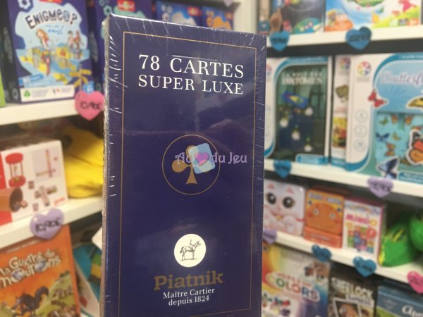 78 Cartes Super Luxe Tarot