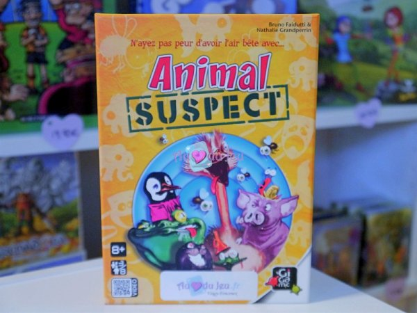 Animal Suspect Gigamic