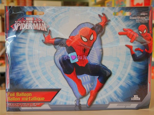 Ballon Grand Spiderman