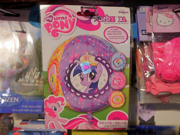 Ballon Orbz My Little Pony