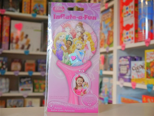Ballon Sceptre Princesses Disney