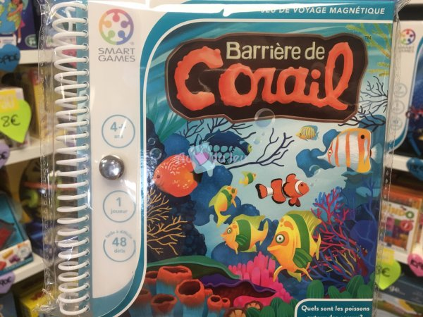 Barrière De Corail Smart Games