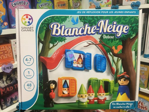 Blanche Neige Deluxe Smart Games