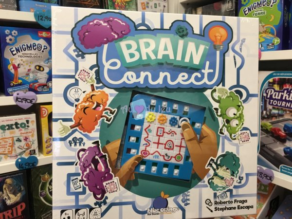 Brain Connect Blackrock Editions