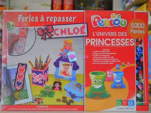 Coffret Perlou - Princesses APLI Kids