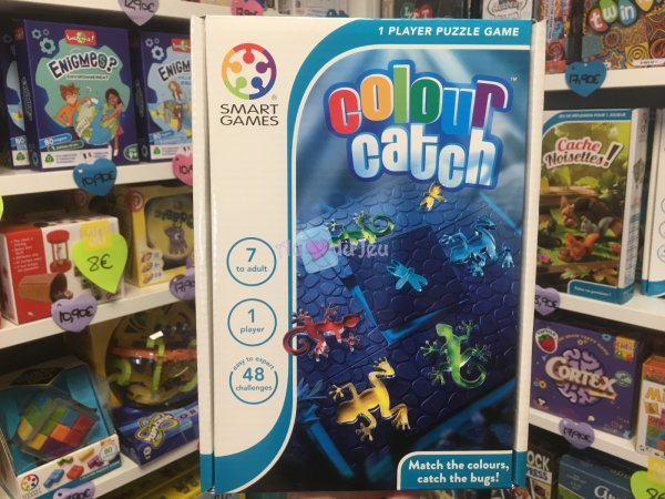 Colour Catch Smart Games
