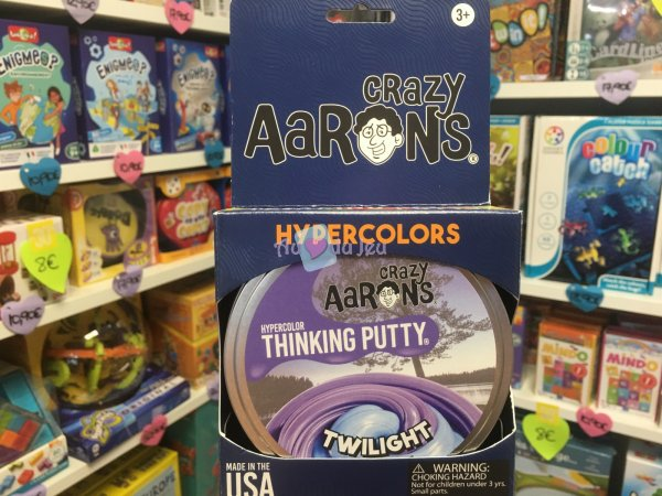 Crazy Aaron's Thinking Putty 10cm - Twilight Crazy Aaron's