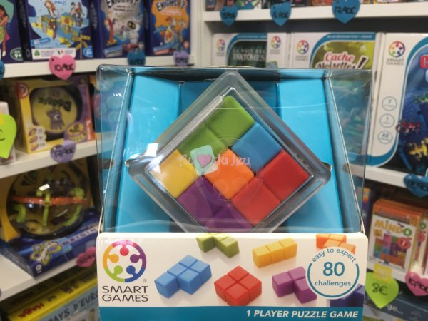 Cube Puzzler Go Smart Games