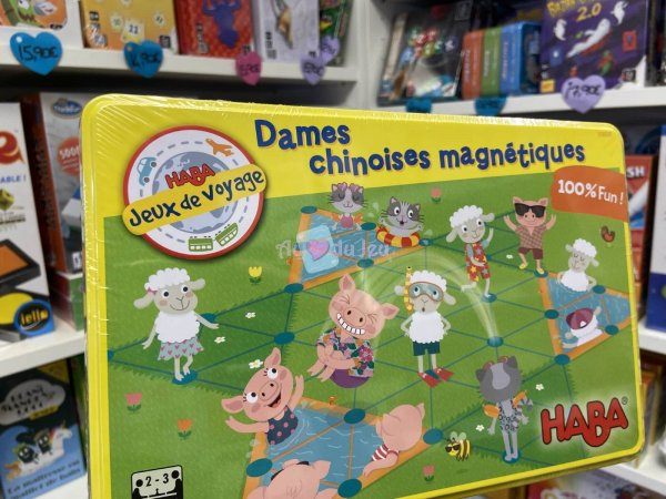 Dames Chinoises Magnétiques Haba