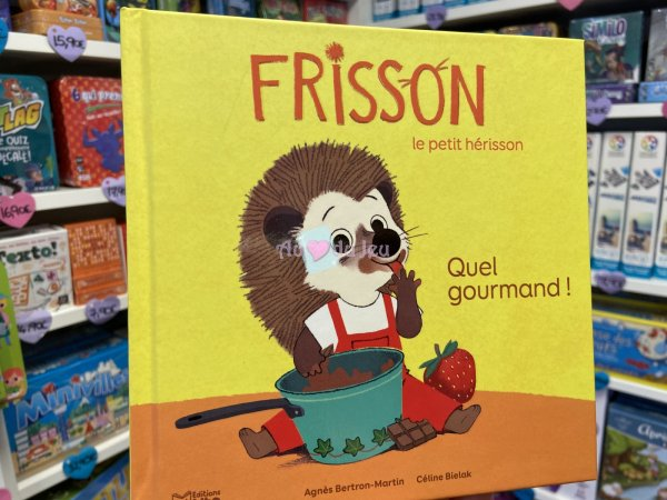 Frisson - Quel Gourmand Editions Lito
