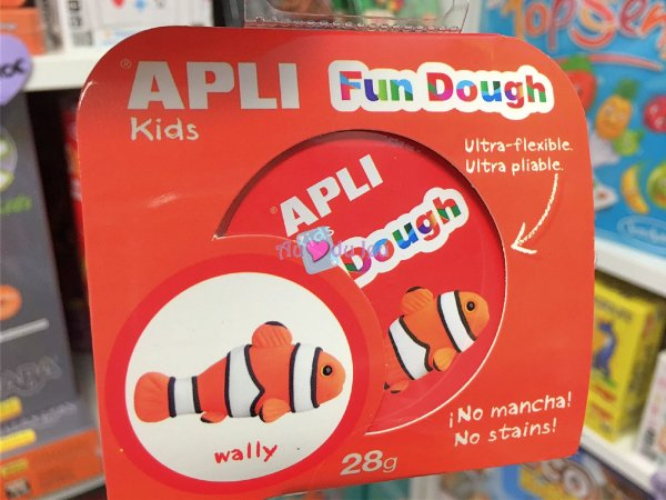 Fun Dough - Poisson APLI Kids
