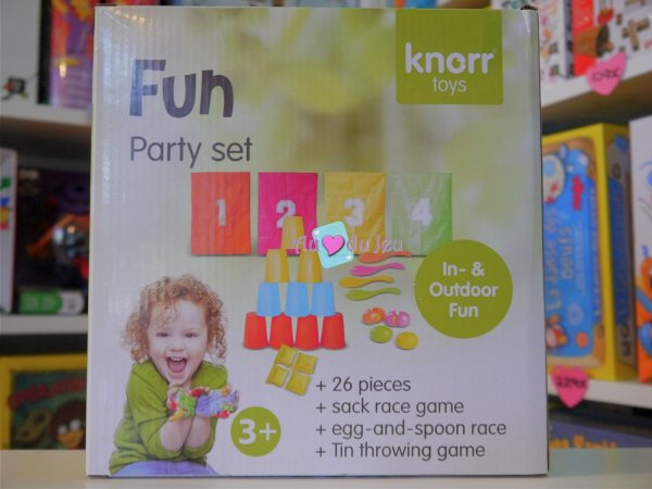 Fun Party Set Knorr Toys
