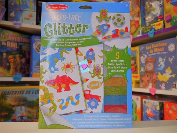 Glitter Monster Melissa & Doug