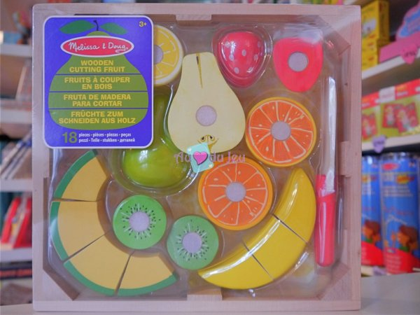 Grands Fruits à Découper Melissa & Doug