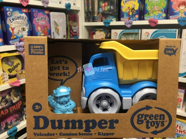 Green Toys - Camion Benne Green Toys