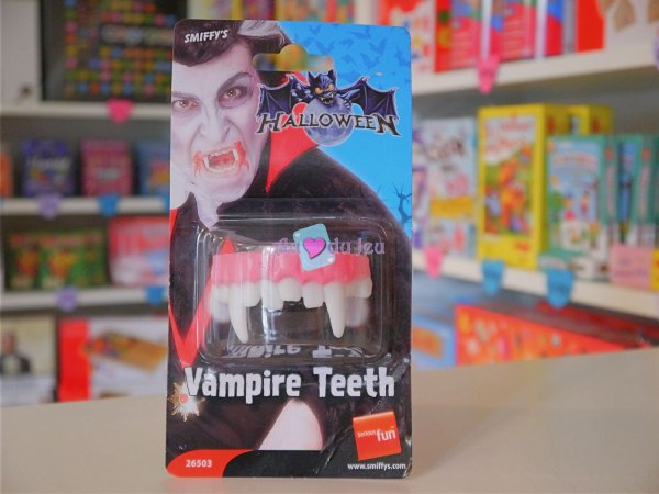 Dents De Vampire Halloween