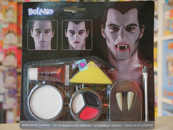 Kit Maquillage Vampire Halloween