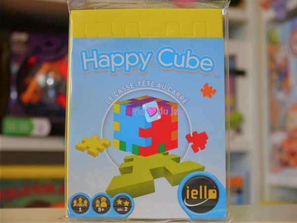 Happy Cube Iello