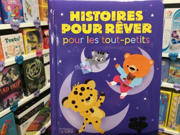 Histoires Beaux Reves Editions Lito