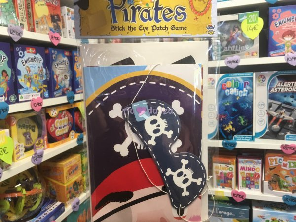 Jeu Du Pirate