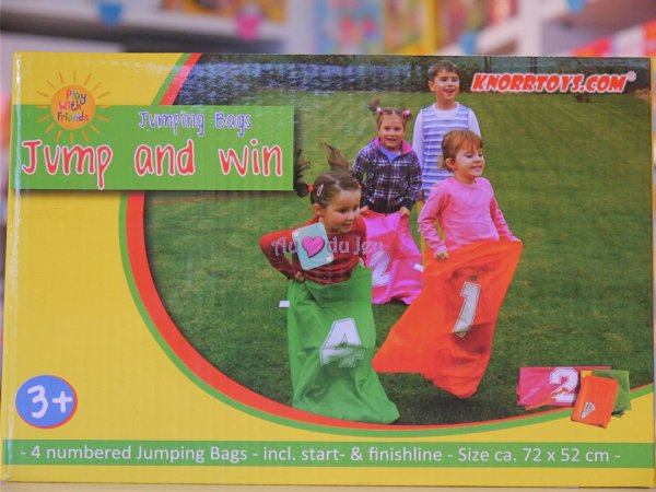 Jump And Win Knorr Toys