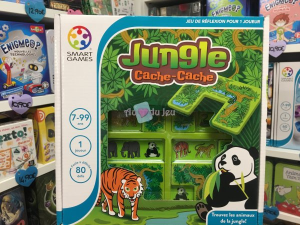 Jungle Cache-Cache Smart Games