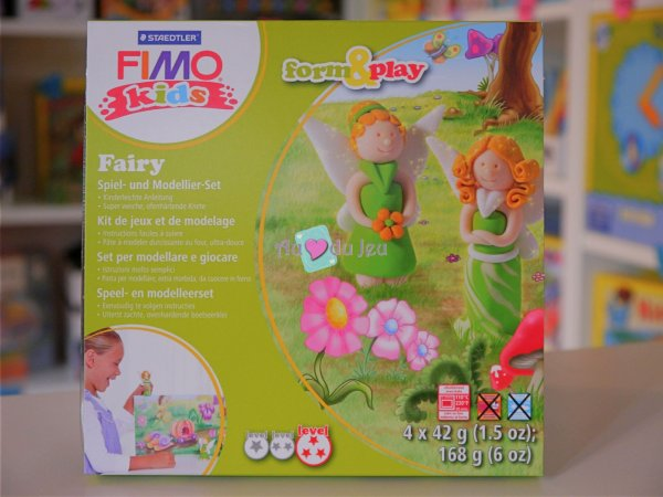 Kit Fimo Kids - Fées Graine Creative