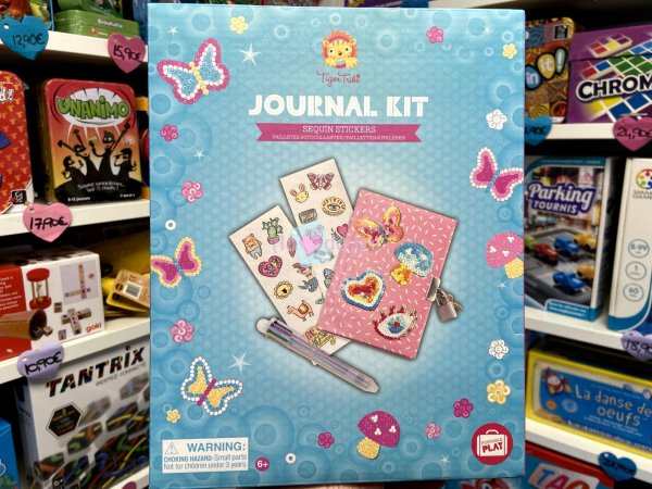 Kit Journal Intime APLI Kids