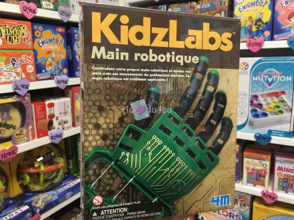 Kit Main Robotique - Kidzlabs