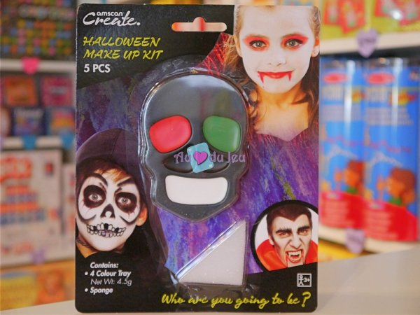 Kit Maquillage Enfant Halloween