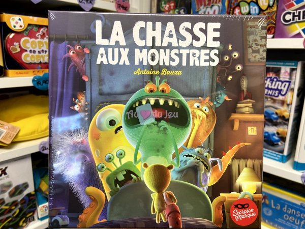 La Chasse Aux Monstres Asmodee