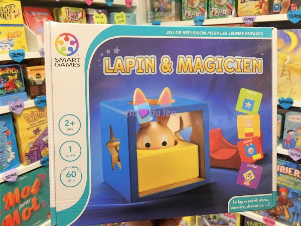 Lapin & Magicien Smart Games