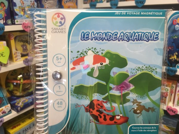 Le Monde Aquatique Smart Games