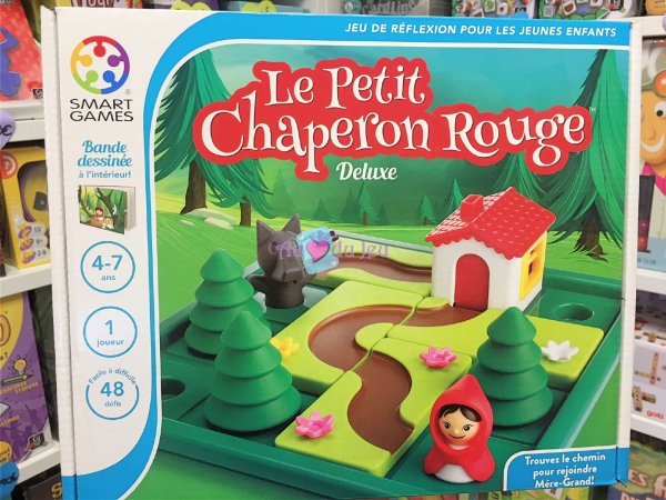 Le Petit Chaperon Rouge Deluxe Smart Games