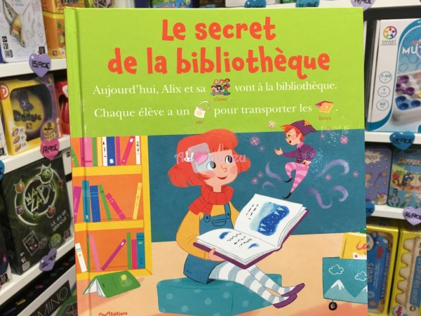 Le Secret Bibliotheque Editions Lito