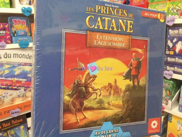 Les Princes De Catane - Extension Age Sombre