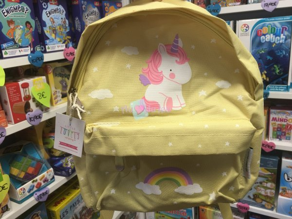 Mini Sac A Dos Licorne A Little Lovely Company