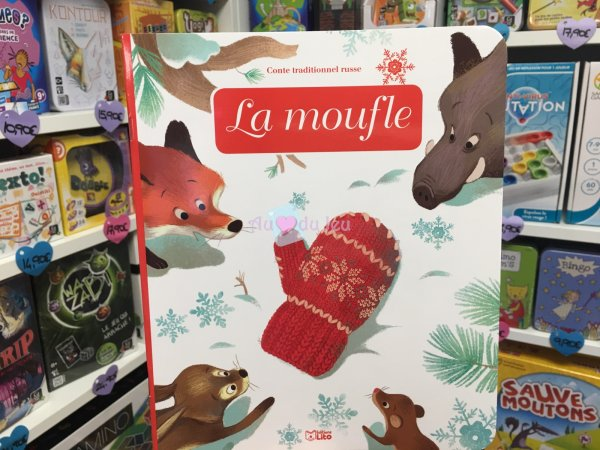Miniconte La Moufle Editions Lito