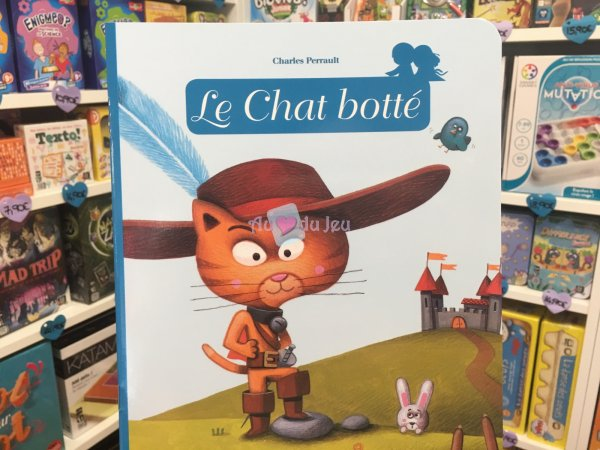 Miniconte Le Chat Botte Editions Lito