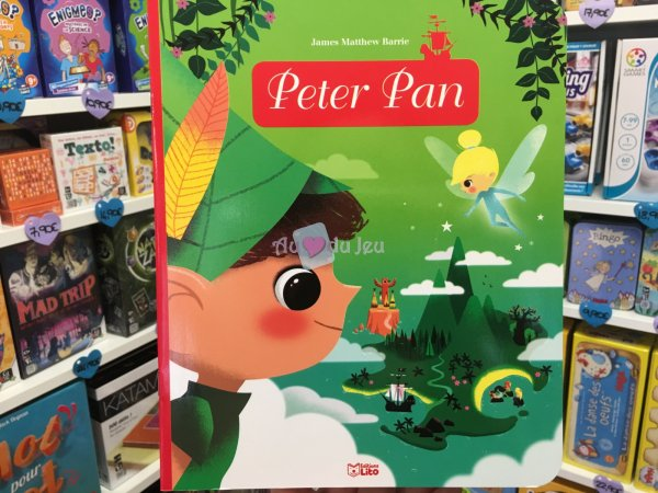 Miniconte Peter Pan Editions Lito