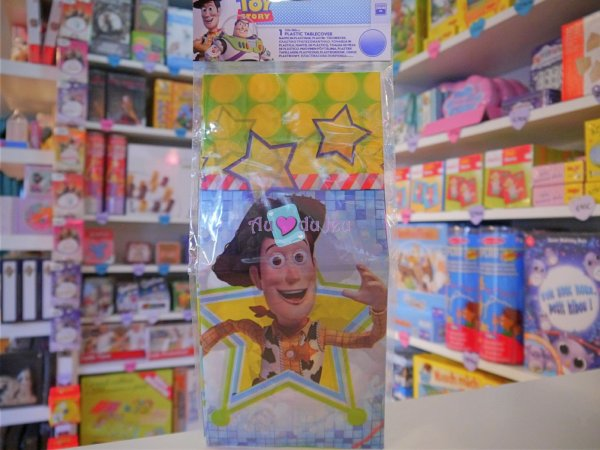 Nappe Anniversaire Toy Story