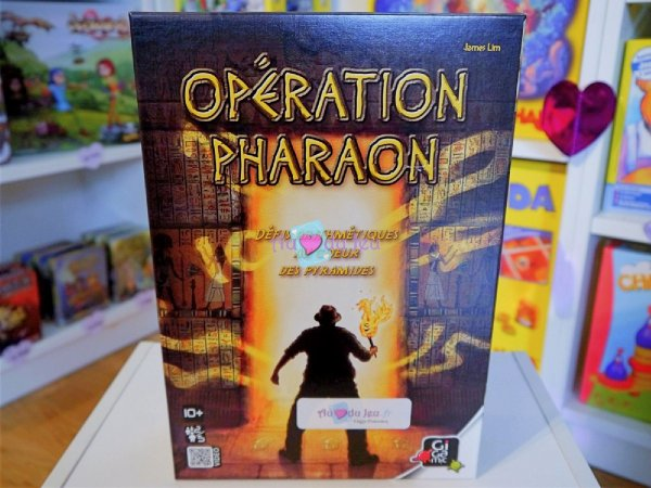Operation Pharaon Gigamic