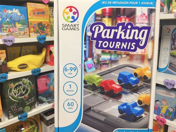 Parking Tournis Smart Games