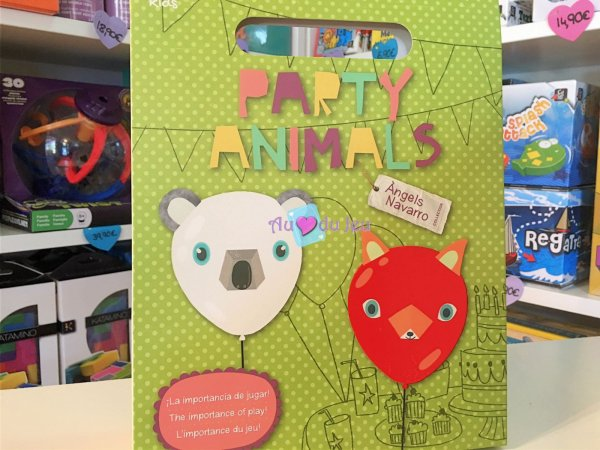 Party Animals - Kit Deco Ballon APLI Kids