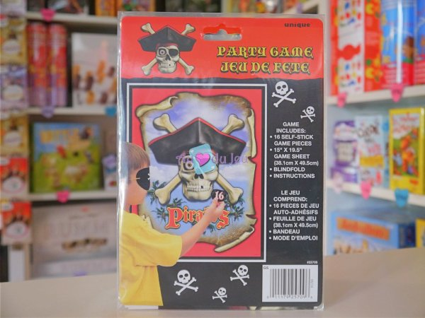 Party Game - Jeu Pirate