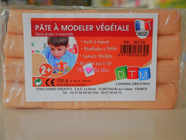 Pate A Modeler Vegetale Chair APLI Kids